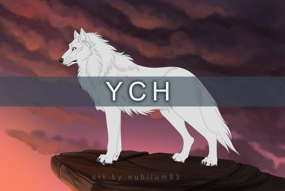 Wolf - YCH (Unlimited slots)