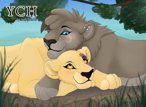 Lions YCH (1/5 OPEN)