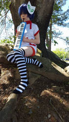 Plastic Beach Noodle 2 by Mommakawaii