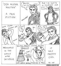 Ooh Mister Master by Lemoncholic
