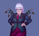 Ms. Knickerbocker by 27Smiles