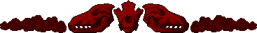 Red Roses n Skulls