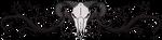 Ram Skull + Thorns Divider v2 by ThisPoisonedOne
