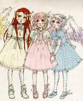 children by littleroselet