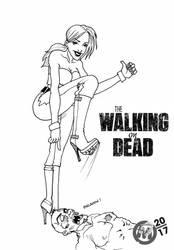 Walking On Dead by maltchik723