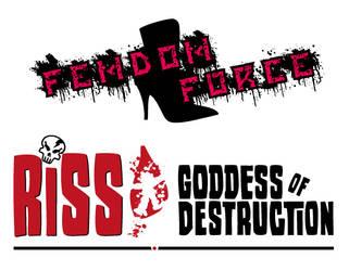 Femdom-Force / Rissa by maltchik723