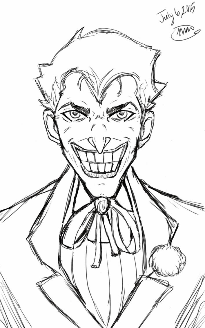 The Joker By Lavixsanora64