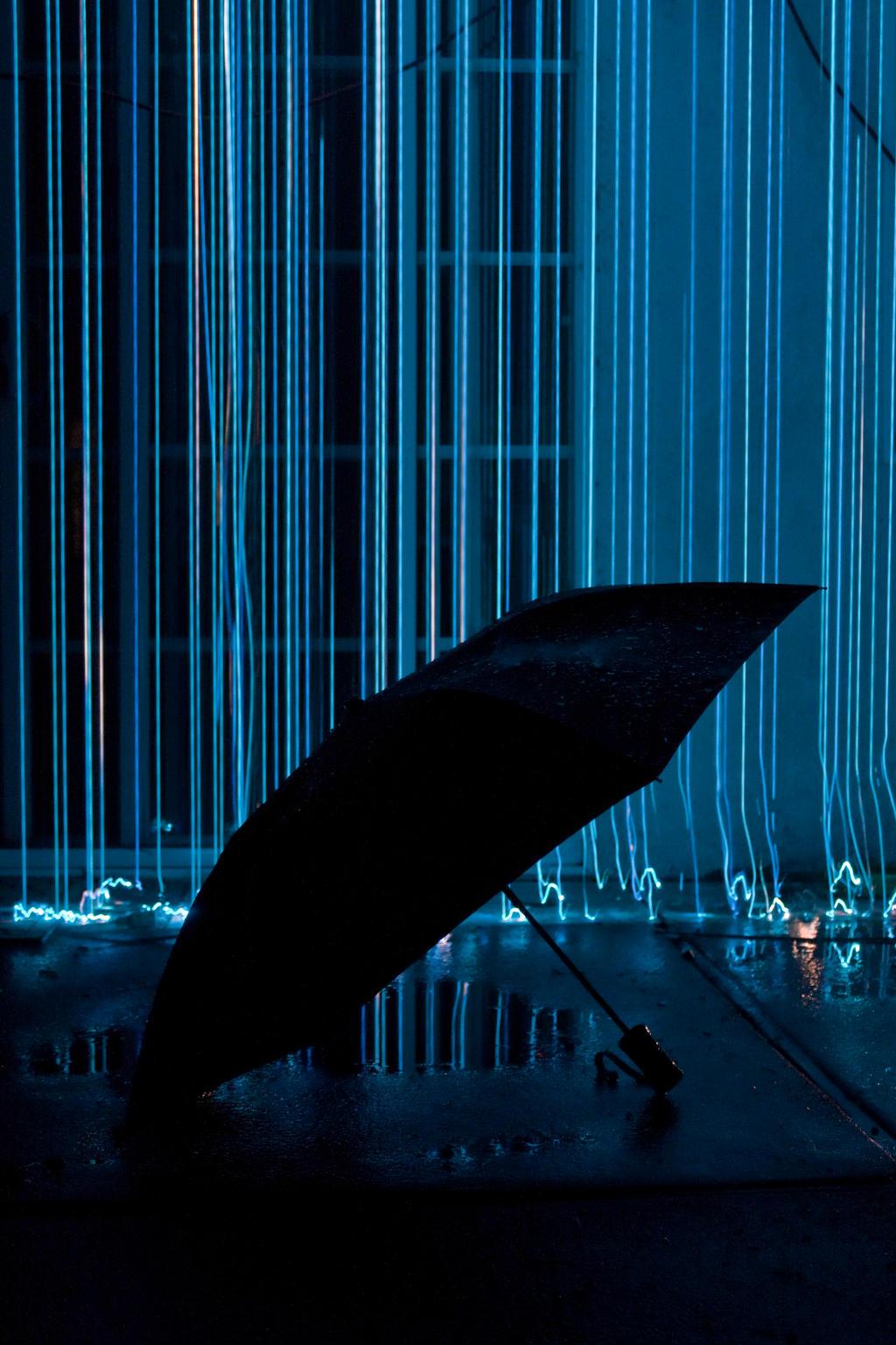 Light Rain by Tahimek