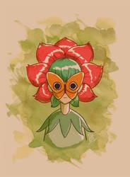 Flower Girl by Nickenings