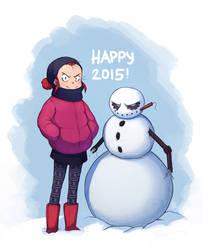 Happy 2015 by Nickenings