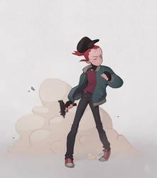 Trouble Maker by Nickenings