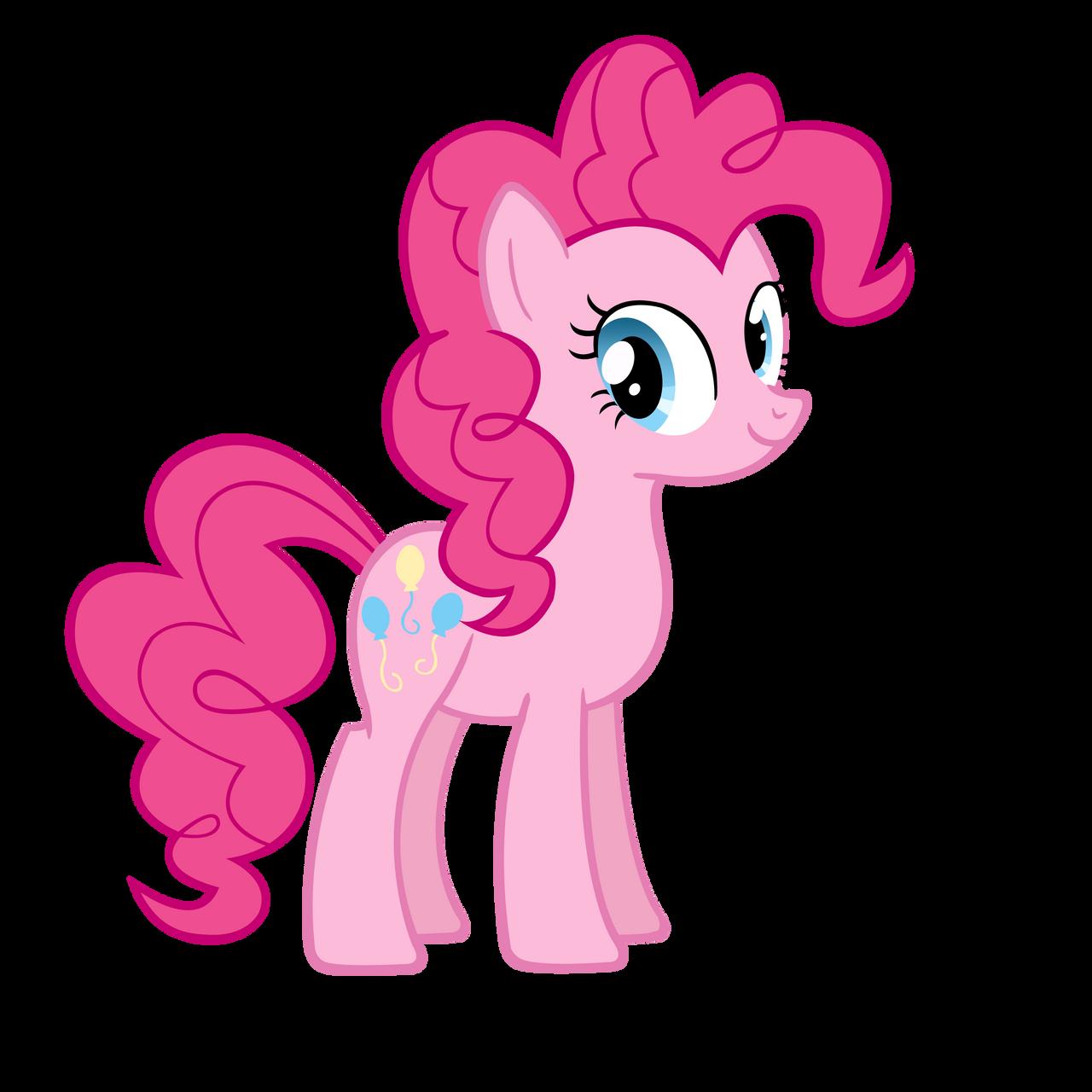 Pinkie Pie by Vexorb