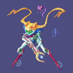 Sailor Moon by Saindoo