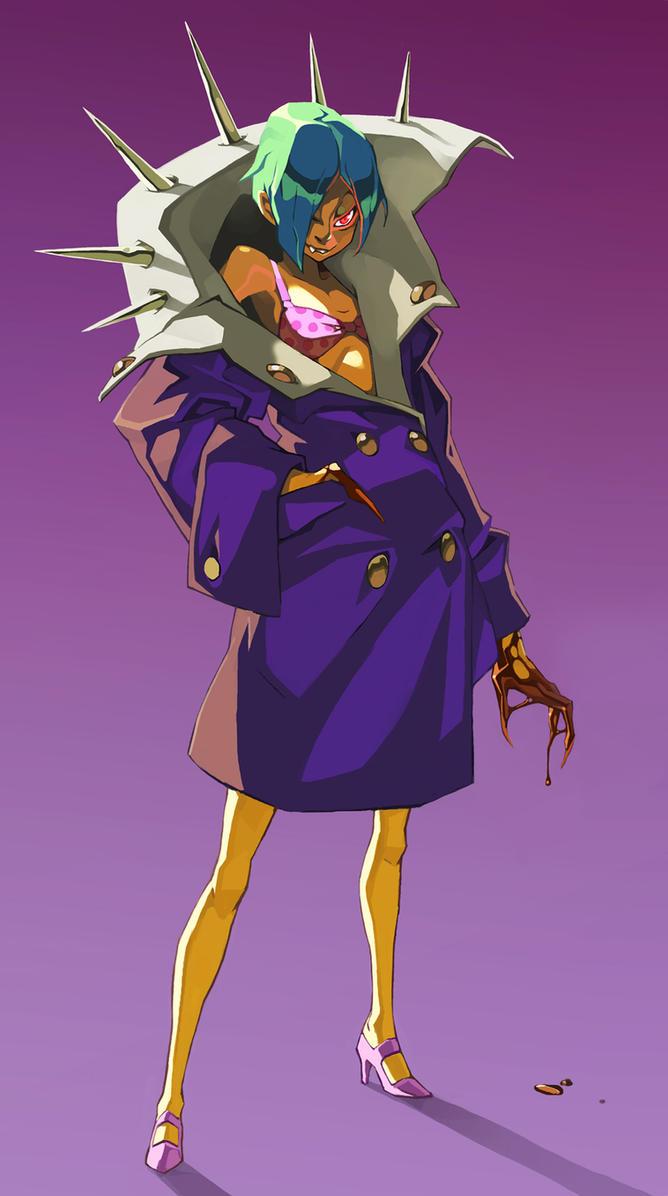 jacket by Saindoo
