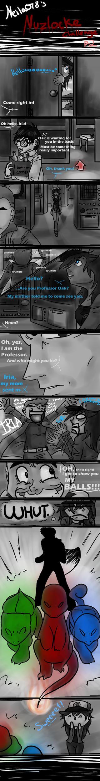 Red Nuzlocke - Page 2 by Neila078