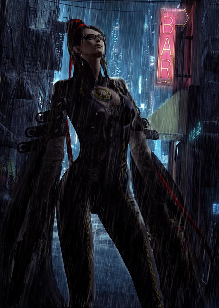 Midnight City by missGangrel