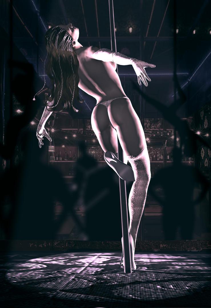 Solo dance by missGangrel