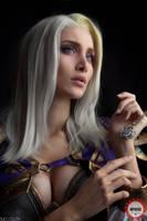 Warcraft - Jaina Proudmoore by Mari-Evans