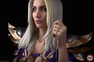Warcraft - Jaina Proudmoor by Mari-Evans