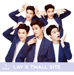 Lay for TMall Site PNG Pack