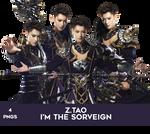 Z.Tao I'm the Sorveign PNG Pack