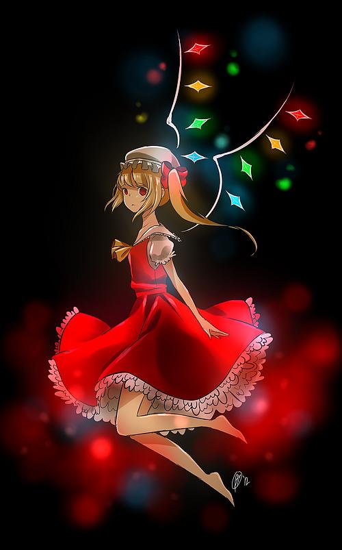 Scarlet by Yennineii