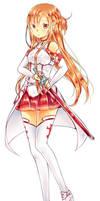 Asuna The Flash