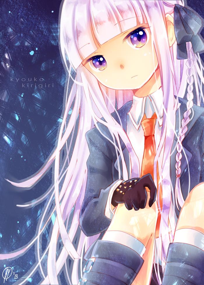 Kirigiri by Yennineii