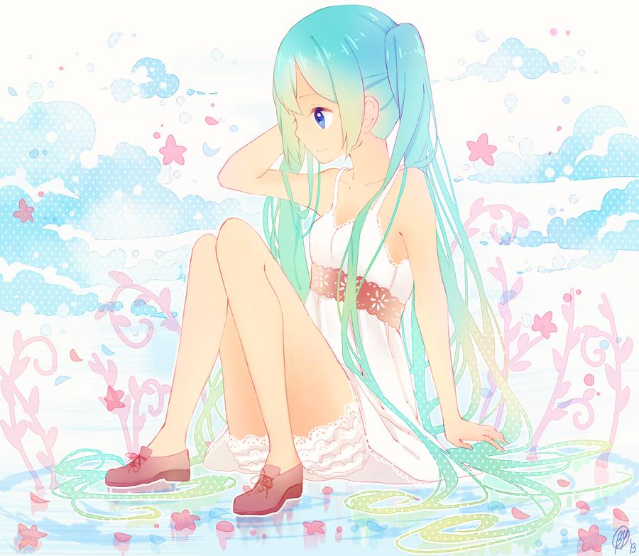 My little world by Yennineii
