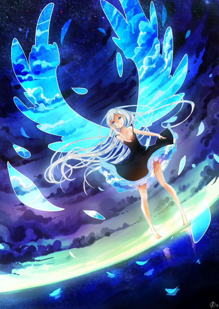 Hidden Sky by Yennineii