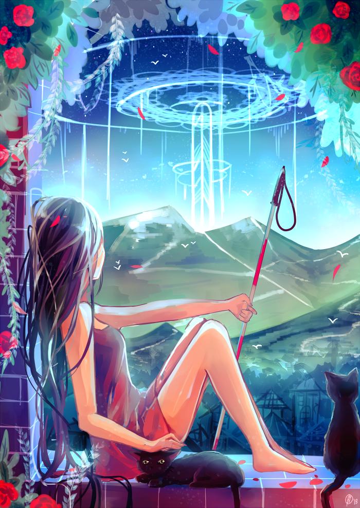 Her Darkness by Yennineii