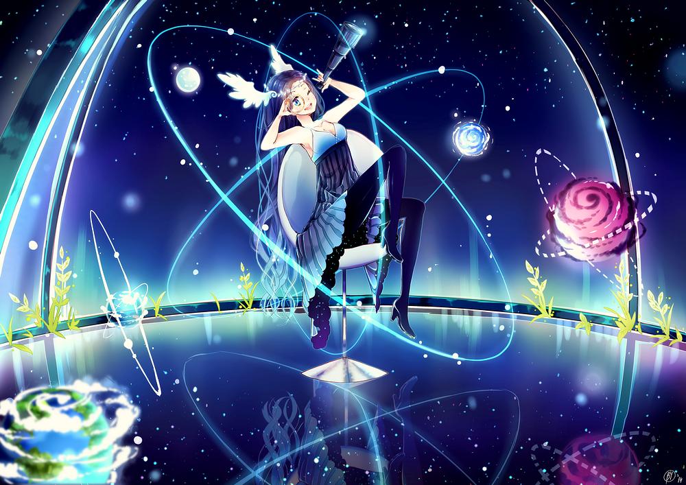 Planetarium by Yennineii