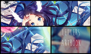 Letters Artbook preview