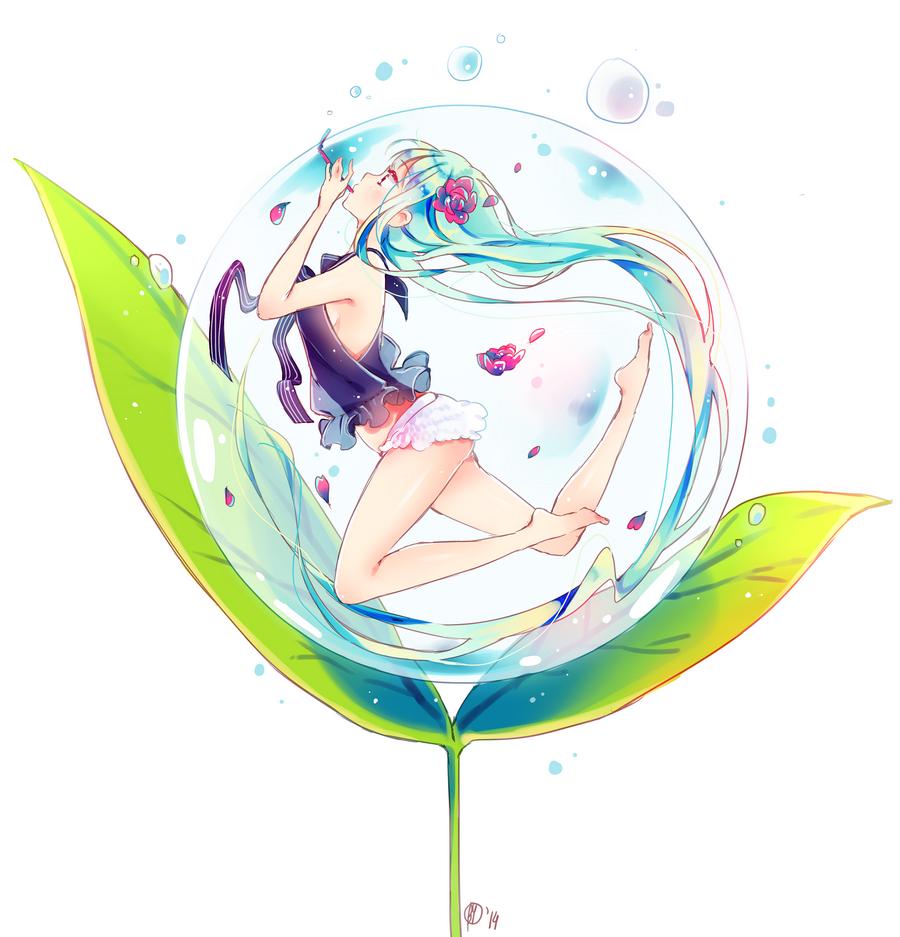 Breathe by Yennineii