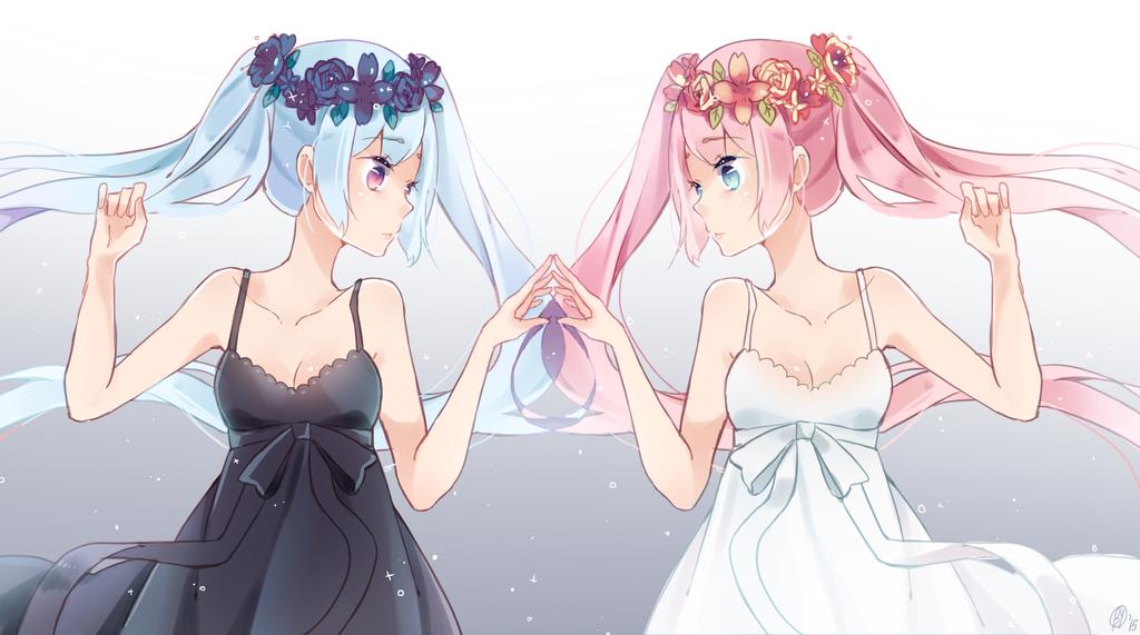 Doppelganger by Yennineii