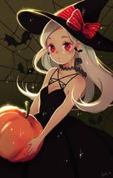 Halloween2016 by Yennineii