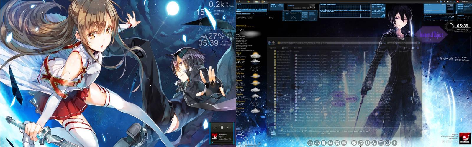 Custom SAO 12/2012