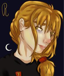 Moony genderbend by ptite-ane