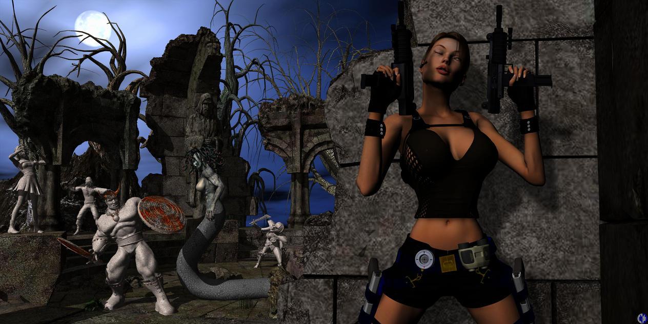 Lara croft tied hentia photos