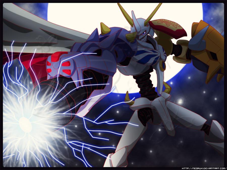 Garuru Cannon by NeoRuki