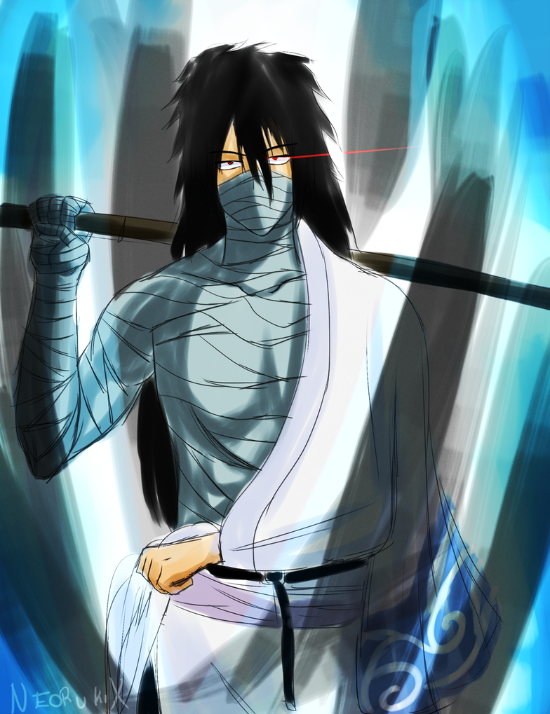 Final Getsuga? nope, is just Gin-san by NeoRuki