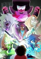 Mission Rescue Steven Universe by NeoRuki