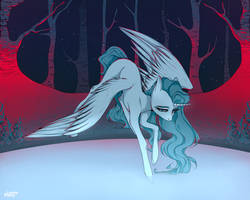 - MLP Pony Art - Mysterious lake