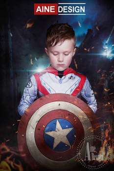 My Marvel superhero