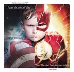 Captain America vs Flash