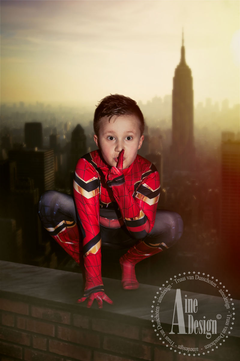 Spider- boy 2