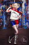 Harley Quinn shoot