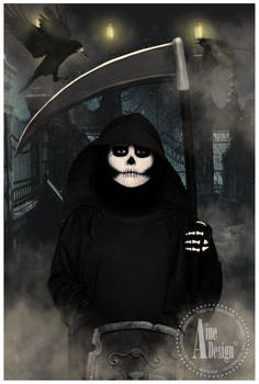 The Grim Reaper is coming