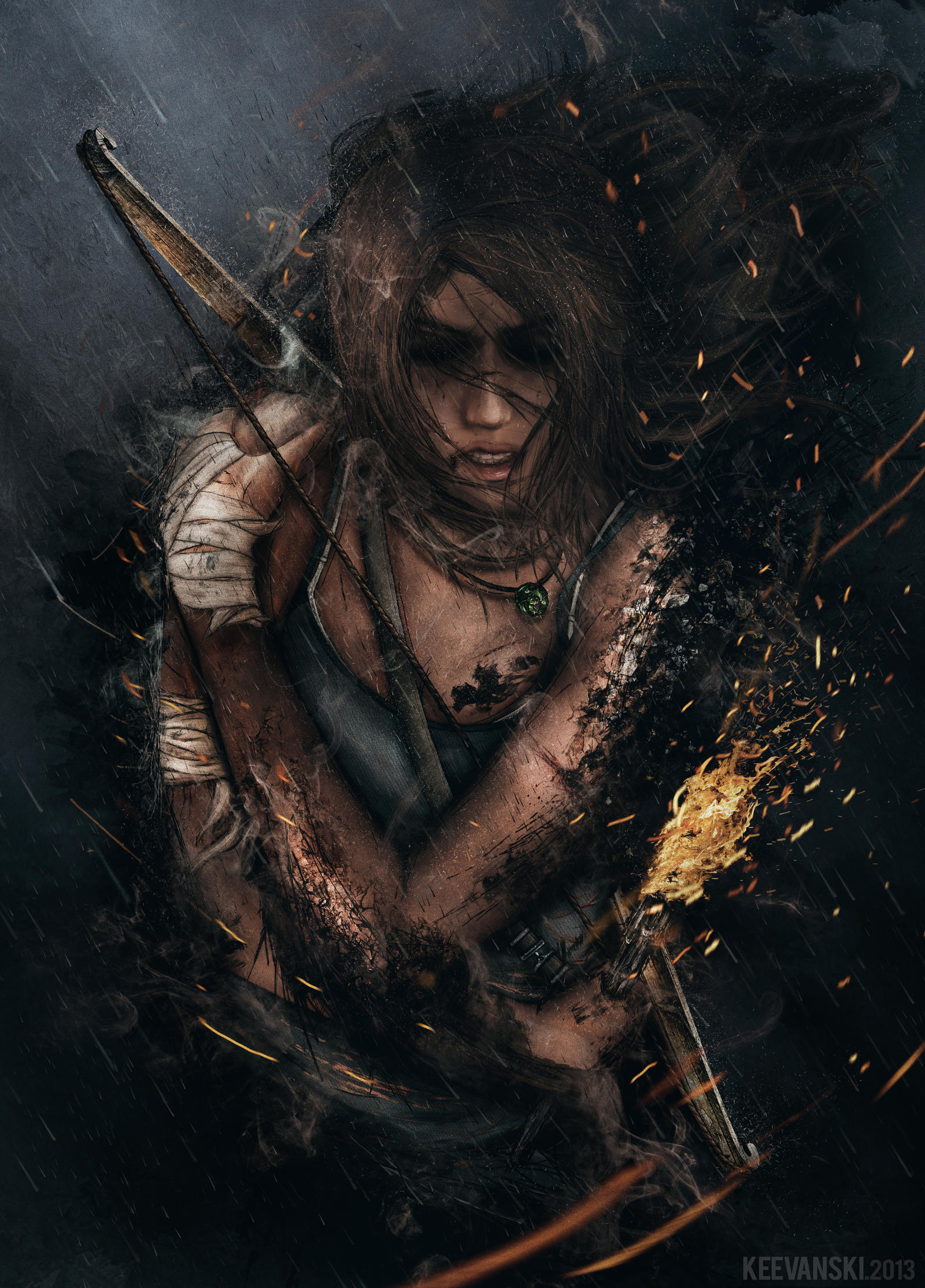 Tomb Raider Reborn by Keevanski