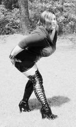 Lean Back Boots